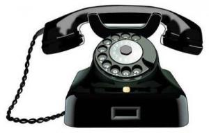 TELEFONO NERO
