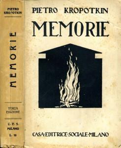 MEMORIE Kropotkin