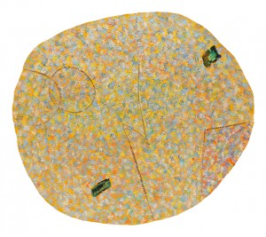 Howardena Pindell - Artemis 1986