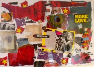 More Love Collage (Gennaio 2017)