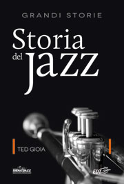 Storia del Jazz Ted Gioia cover 01