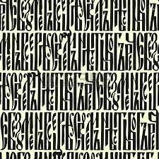 vecchi caratteri cirillici PER SPEGNERE-