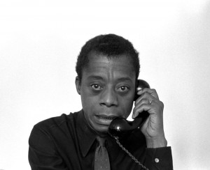 JAMES BALDWIN AL TELEFONO
