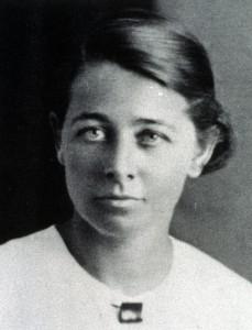 Margarete da giovane
