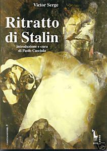 Ritratto di Stalin (V. Serge - Massari ed.)