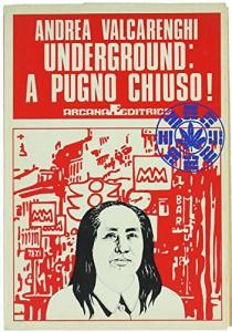 cover UNFìDERGROUND A PUGNO CHIUSO