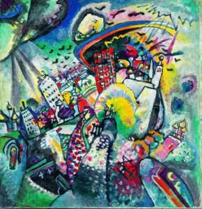 Vassily-Kandinsky-Moscou-la-Place-Rouge-1916-Galerie-Tretiakov-572x590